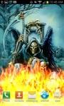 Grim Reaper Color Flames LWP screenshot 4/5
