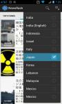 Newsflash - News Aggregator screenshot 3/3