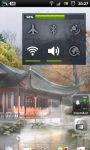 Misty Chinese Garden LWP screenshot 5/6