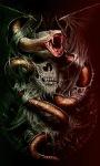 Snake Skull Live Wallpape screenshot 3/3