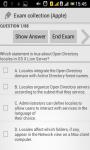 Apple exam collection screenshot 2/4