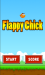 Flappy Chick screenshot 1/4