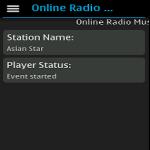 Online Music Radio screenshot 1/1