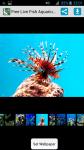 Free Live Fish Aquarium HQ Wallpaper  screenshot 1/4