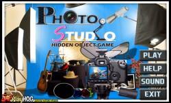 Free Hidden Object Games - Photo Studio screenshot 1/4