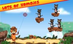 Cat Zombie Shot screenshot 3/3