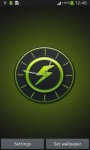 Battery Saver Clock screenshot 2/6