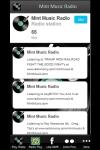 Mint Music Radio 2 screenshot 2/2