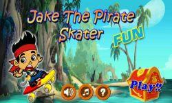 Jake The Pirate Skater Fun screenshot 1/6