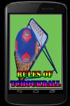 Rules of Tchoukball screenshot 1/3