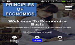 Economics Basis screenshot 1/2