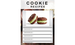 Cookie Recipes 2 screenshot 1/3