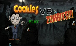 Cookies vs Zombies screenshot 1/3