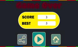 Flappy Color Ball screenshot 6/6