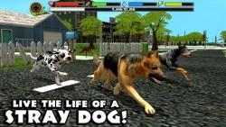 Stray Dog Simulator safe screenshot 2/6