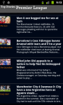 Offside Soccer News LITE screenshot 1/5