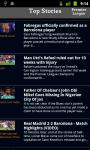 Offside Soccer News LITE screenshot 2/5
