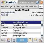 Speereo Voice Organizer screenshot 1/1
