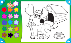 Learn With Miss Ellie: Coloring Book screenshot 1/2