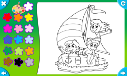 Learn With Miss Ellie: Coloring Book screenshot 2/2