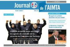 Le Journal Canadien de l'AIMTA screenshot 1/5
