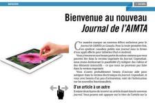Le Journal Canadien de l'AIMTA screenshot 3/5