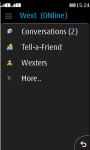 Wext Messenger screenshot 1/6