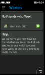 Wext Messenger screenshot 5/6