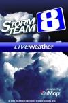 WQAD WX  Storm Team 8 Live Weather screenshot 1/1