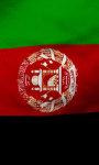 Afghanistan flag Free screenshot 5/5
