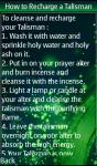 Talismans screenshot 4/6