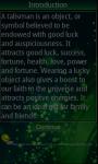 Talismans screenshot 6/6