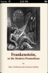 Frankenstein,or the Modern Prometheus screenshot 1/1