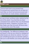 101 Weight Loss Ideas screenshot 3/3