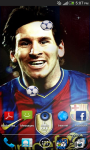 messi livewallpaper2 screenshot 1/4