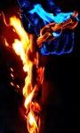 Ghost Rider Live Wallpape screenshot 2/3
