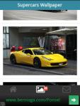 Supercars Wallpaper Amazing screenshot 5/6