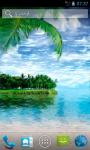 Summer Paradise Live Wallpapers screenshot 1/3