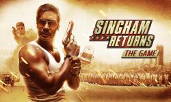 Singham Returns The Game screenshot 1/6