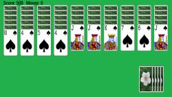 Free Pro Solitaire screenshot 3/4