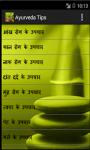 Ayurvedic Tips screenshot 2/4