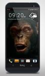 Evil Monkey 3D Live Wallpaper screenshot 3/3