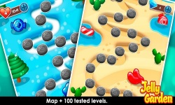 Jelly Garden 3D screenshot 4/6