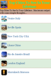 Top Cities To See In Your Lifetime screenshot 2/3