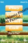 Word Next - Picture Quiz screenshot 1/6