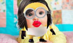 Yellow Minion Face Maker screenshot 1/3