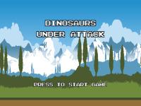 Dinosaurs Under Attack screenshot 1/6
