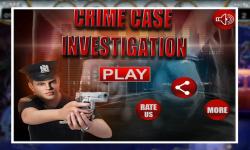 Criminal Case Investigation screenshot 1/5