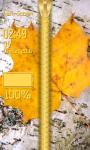Best Autumn Zipper Lock Screen screenshot 5/6