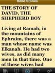 Bible Stories screenshot 1/1